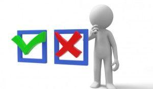 Как сделать правильный выбор?