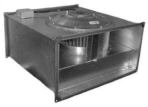 Фото: Благодаря компактной конструкции, вентилятор можно устанавливать в любом положении