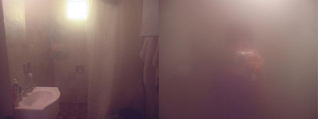 Фото: Если оставить воду слишком горячей, то помещение без должной вентиляции приобретает следующий вид