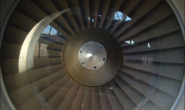 Фото: Приточная турбина
