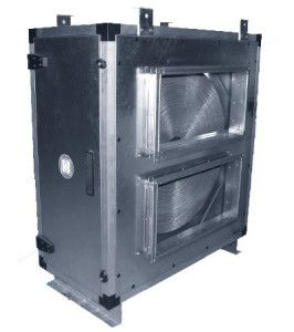 Фото: Роторное устройство используется преимущественно в промышленных установках