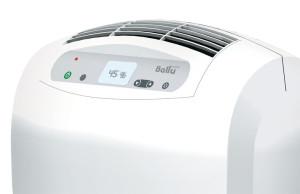 Ballu BDH-25L - прибор пригодится при высокой влажности дома