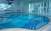 Фото: Влажность в помещении бассейна регулируется осушительной установкой