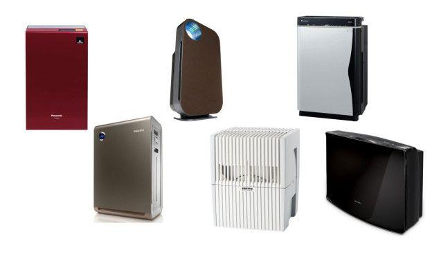 Фото: Рейтинг очистителей воздуха