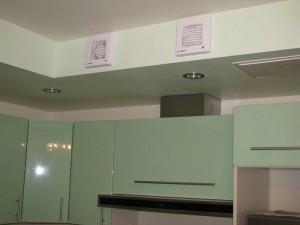 Воздуховоды способствуют удалению теплого, отработанного воздуха