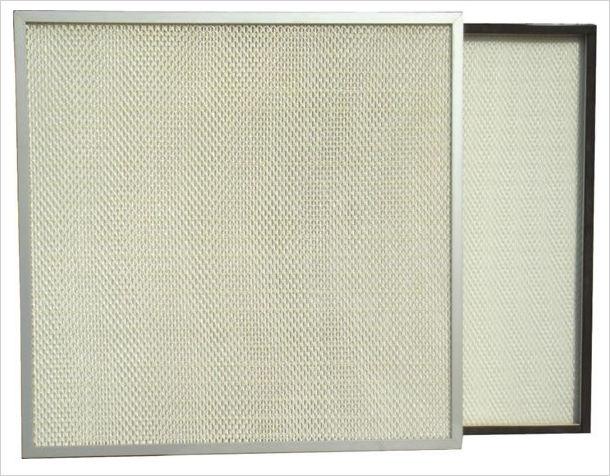 Максимальная степень очистки достигается путем установки HEPA фильтра