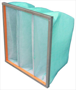 Основная задача данного фильтра - очистка от пыли рециркуляционных масс и наружного воздуха