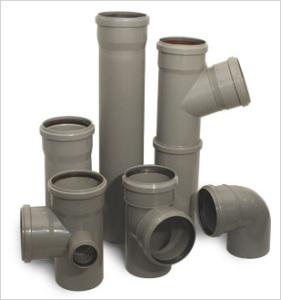 Большое разнообразие форм и диаметров в сочетании с простотой монтажа делают выбор трубы из ПВХ приоритетным