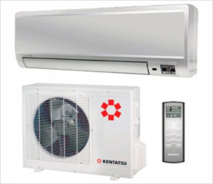 Сплит система KSGH26HZAN1 оснащена дезодорирующим фильтром, чтоб воздух был не только чистый