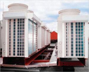 Система VRV-house может работать при отрицательных температурах