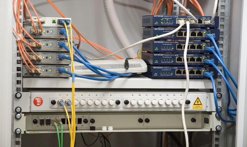 Какую технику использовать для кондиционирования серверного помещения