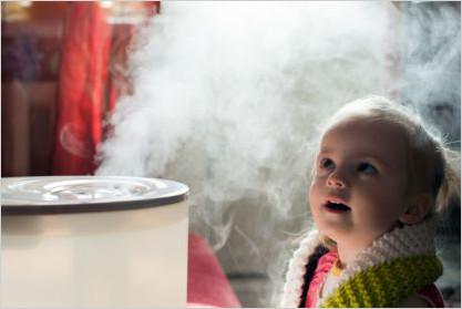 Увлажнитель для детской - здоровый сон ребенка