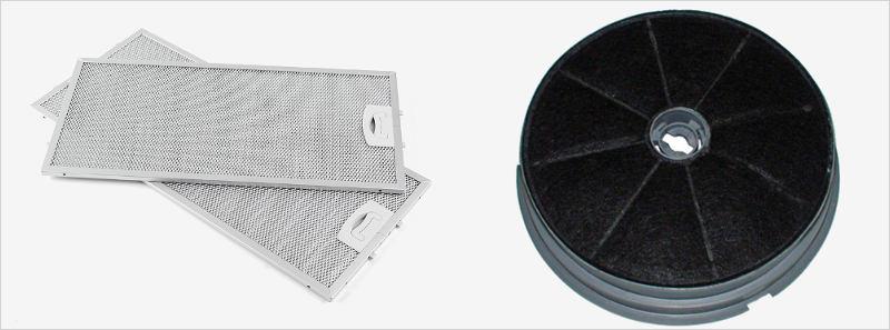 Алюминиевые и угольные фильтрующие элементы