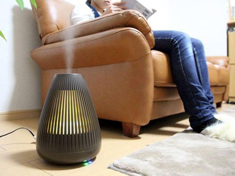 Фото: Как пользоваться увлажнителем воздуха в различных жизненных ситуациях