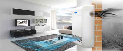 Система Бризер TION O2 - ваш дом всегда наполнен свежим воздухом