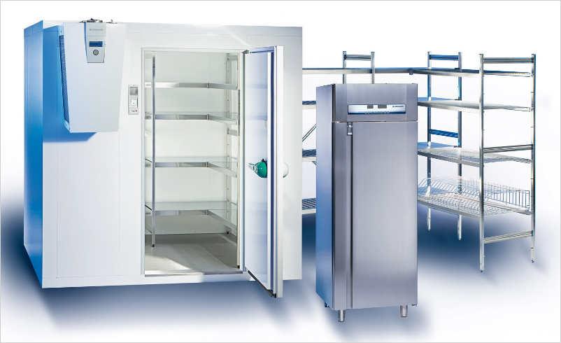 Холодильные камеры широко применяются в пищевой индустрии