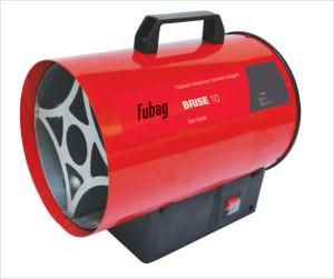 Fubag Brise 10 оснащен термостатом для контроля над температурой