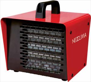 Neoclima KX2: за счет конструкции вентилятора ее практически не слышно
