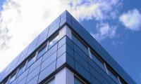 Навесной фасад: устройство и монтаж