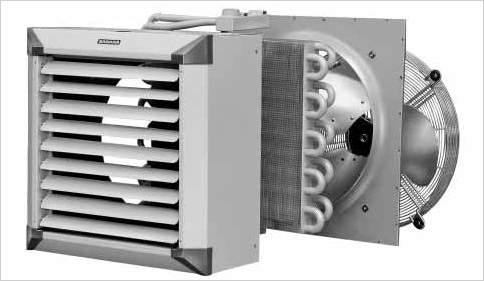 Радиатор и вентилятор - это основные элементы устройства