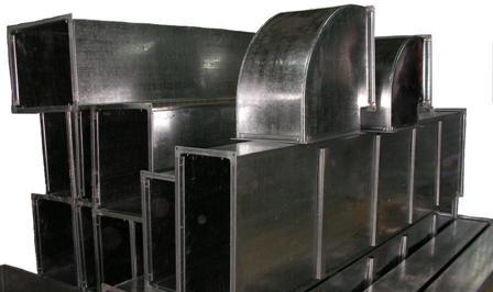 Дымоотводящие воздуховоды - основа пожарной безопасности