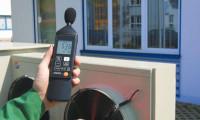 Проверка уровня шума в вентиляционной системе