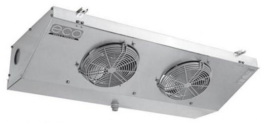 Устройства серии DFE могут оснащаться вентилятором с диаметром крыльчатки 30см