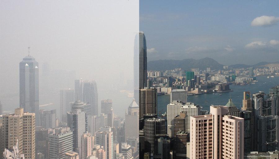 Как проверить состояние воздуха