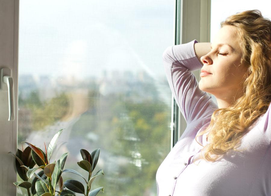 Дышать нужно чистым воздухом