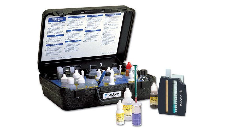 Комплект химического анализа воздуха