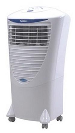 Воздухоохладитель в едином корпусе
