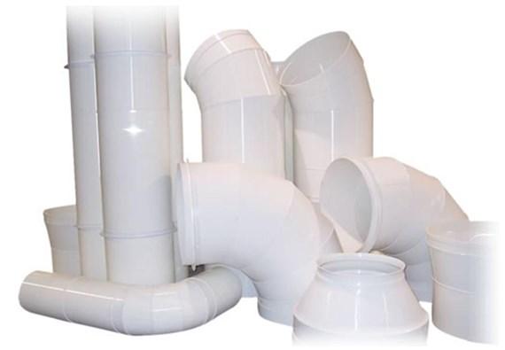 Пластиковые трубы