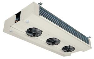 Потолочная конструкция воздухоохладителя