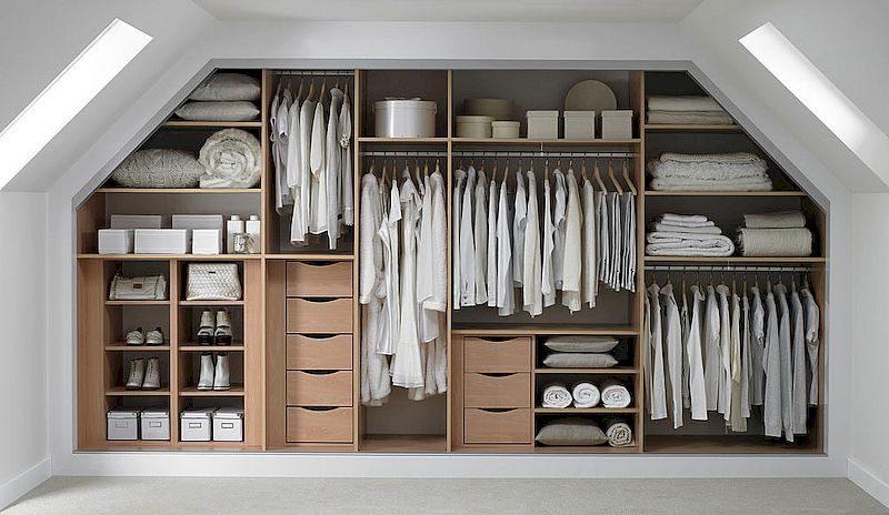 Фото: Вентиляция гардеробной и способы ее реализации