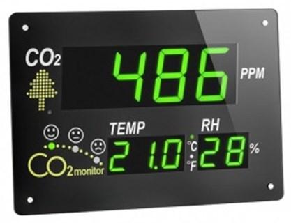 Устройства с функцией контроля углекислого газа