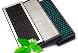 Фильтры для очистки приточного воздуха