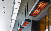 ИК тепловая завеса как альтернатива воздушным