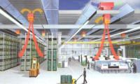 Требования к оборудованию для вентиляции складов