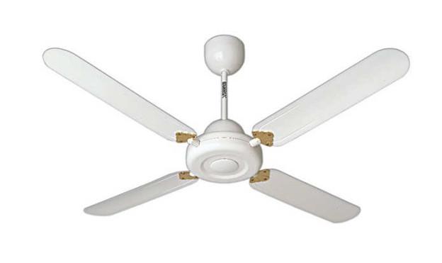 Потолочный вентилятор своими руками: советы от мастера