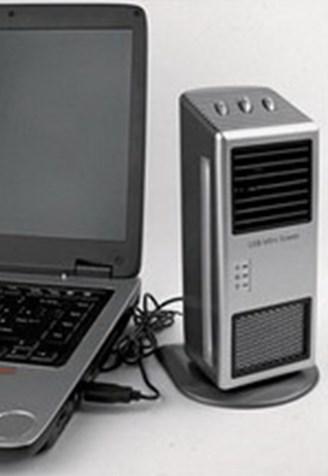 Питание кондиционера от USB порта компьютера
