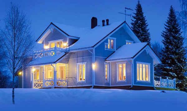 Вентиляция дома в зимний период