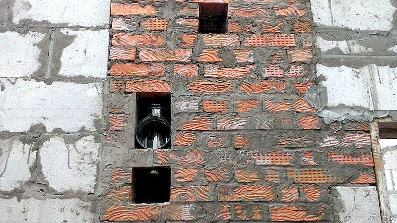 Вентиляционные каналы в стенах