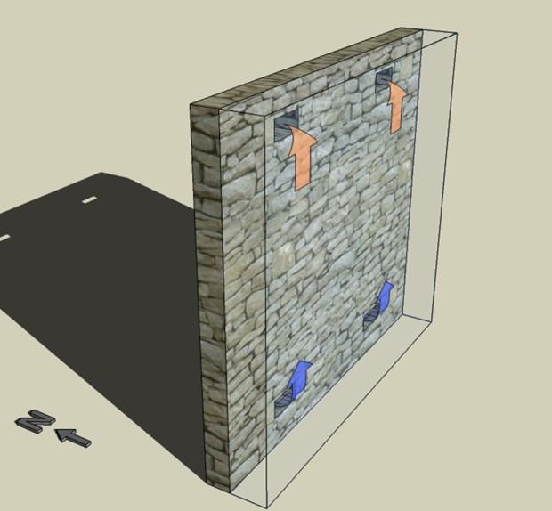 Стена Тромба