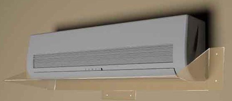 Экран для перенаправления потока воздуха