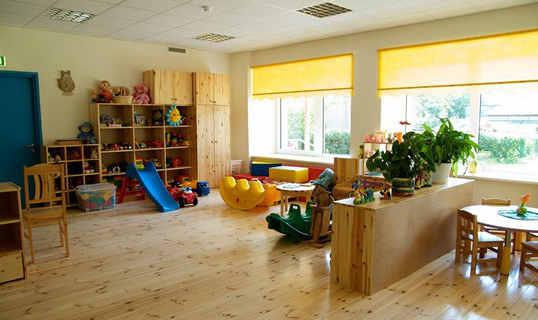 Вентиляция дошкольного учреждения