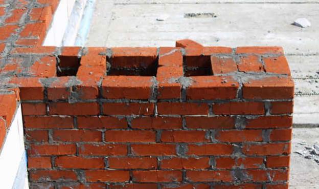 Обустройство вентиляции в стенах