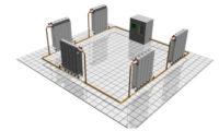 Однотрубная система отопления схема