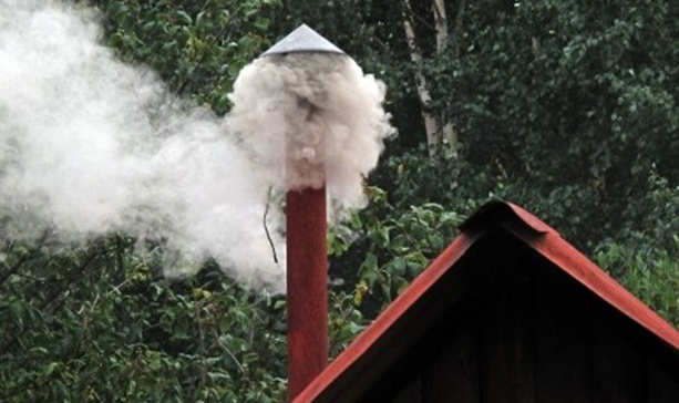 Установка дымоходов для печей