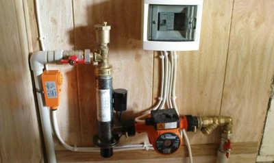 Электрические приборы системы отопления