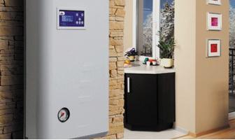 Загородный дом - отопление за счет электричества